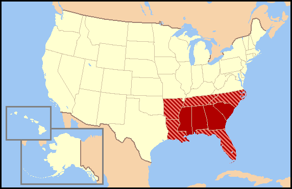 Map Of South West Florida Coast