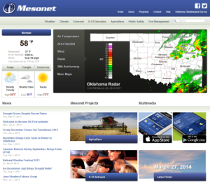 okmesonet-front-page