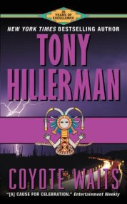 """Coyote Waits,"" by Tony Hillerman"