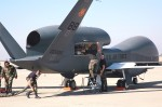 Beale tests Global Hawk