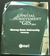 ESRI SAG Award