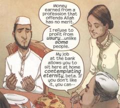 Kamala_dinner-UsuryOffendsAllah