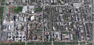 The University of Chicago; Chicago, Illinois.