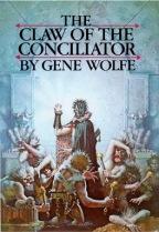 Gene_Wolfe_Claw_first_edition