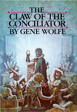 Gene_Wolfe_Claw_first_edition